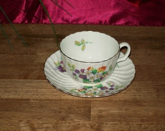 Teacup Set- Made in England by Crownford - Vintage