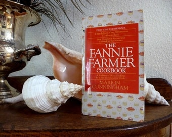 Fannie Farmer Cookbook - First Time in Paperback 1994