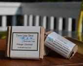 Mango Coconut - 4 oz Cold Processed Soap