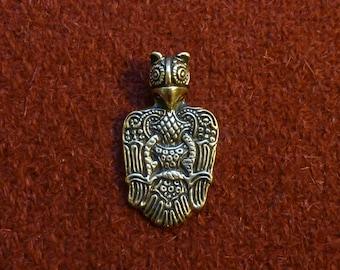 Viking Pendant Replica from Tissø