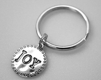 Key Ring - Joy