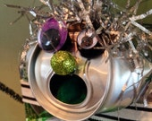 Recycled Can Ornament
