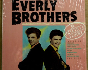 The Everly Brothers 24 Original Classics