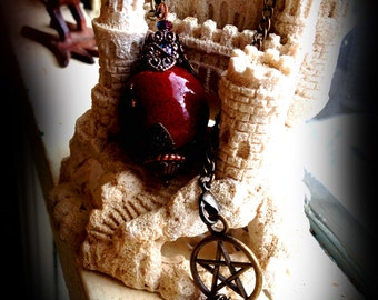 I Call Upon You Red Witch...Doors Open To Other Worlds...Ball Pendulum...Love & Life...