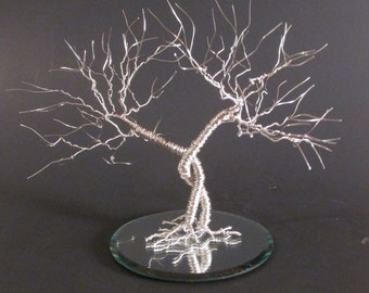 Small Wire Tree Wedding Cake Topper