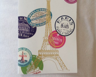 Passport Cover Paris Passport Cover