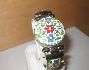 Gruen Quartz Watch With Protective Cap collectible ON SALE
