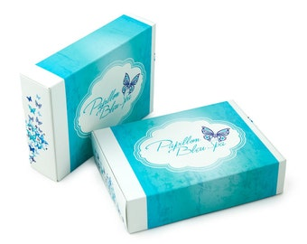 Roll End Tuck Top Boxes Custom Printed Your Design Full Color