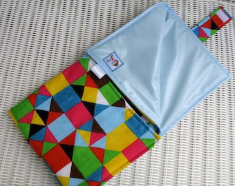 CUSTOM Baby Waterproof Changing Pad / Custom Travel Changing Pad