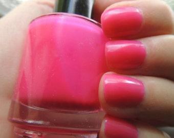 Pink Panther Inspired Nail Polish