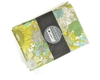 Wedding Mens Pocket Square The Spy Who Loved Me- Pastel green flowers