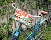 SALE - Bicycle Handlebar Bag in Tropic of Cancer