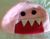 SALE Domo-kun Fleece Hat (Pink)