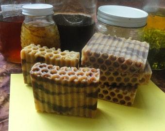 Honey Apple Cinnamon Soap