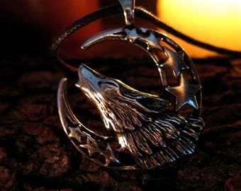 Bulgarian Werepups Baby Werewolf Pup Fantasy Jewelry Cosplay Were Wolf Amulet Pendant Lycan Wiccan Witchcraft Metaphysical Samhain Talisman