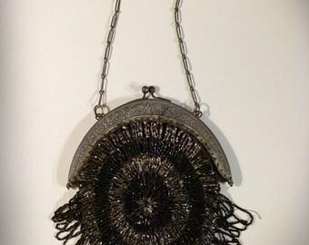 1920's Beaded Evening Bag