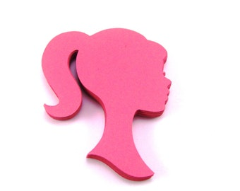 Barbie Paper Cut Outs set of 25