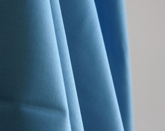 Solid in Sky from the Mormor Collection from Designer Lotta Jansdotter - ONE YARD Cut