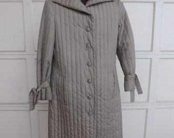 PRICE REDUCED Vintage MainStreet Lightweight Down Coat