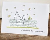 Romantic moments card (A6 - Anonymity range)
