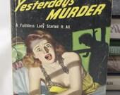 "Mystery Pulp: ""Yeste..."