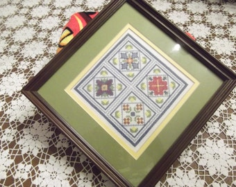 Counted Cross Stitch Picture