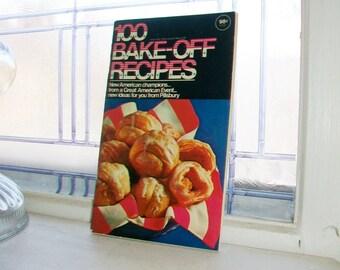 1969 Pillsburry Bake Off Cookbook
