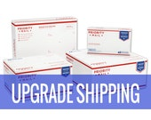 Upgrade to Priority Shipping (U.S.)