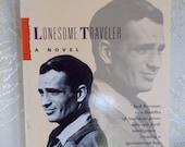 "Vintage book ""Lonesome Traveler"" by Jack Kerouac"