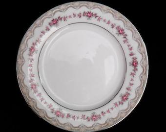 4 Bread Plates Noritake Glenwood 5770 181393 Discontinued
