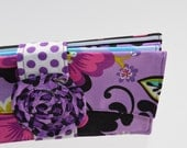 Cash Envelopes Budgeting Fabric Reusable (Set of 5) Wallet with Customized Labels