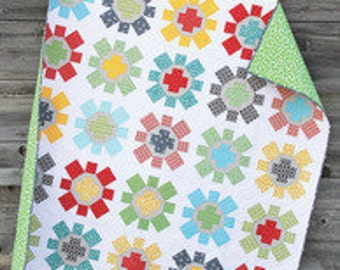 Spin Cycle Quilt Pattern