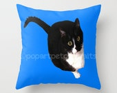 Decorative Dog/Cat Pillow Dog/Cat lovers pillow Decorative Pillows Novelty pillow modern pillows personalized dog pillows