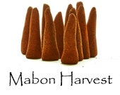 Mabon Harvest Blend Artisan Hand Made Incense Cones