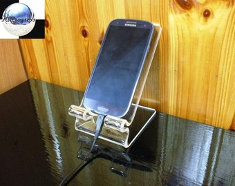 Desktop Universal Smartphone Holder Stand Display