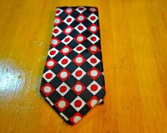 Vintage Authentic Turnbull & Asser Silk tie