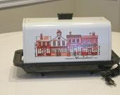 Presto Wee Bakerie Oven. Great Condition. Beautiful Retro Graphics.