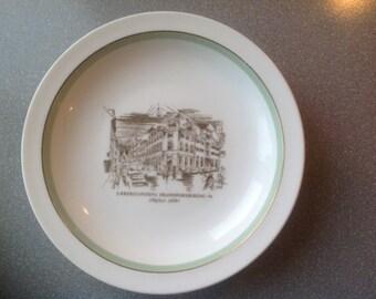 Vintage Royal Copenhagen decorative plate