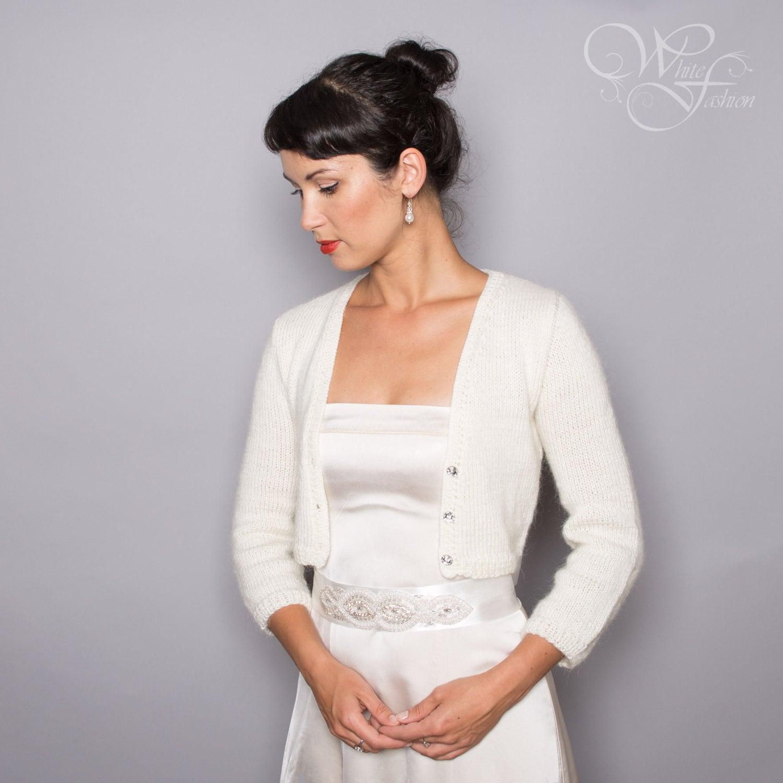 BRIDAL SWEATER a'la Kate Middleton wedding bolero shrug
