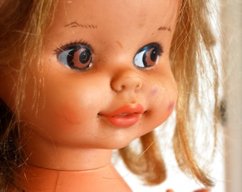 Vintage Hi Dottie, Mattel, 1971 Doll