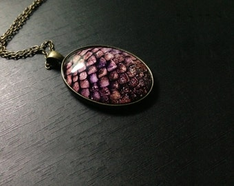 Game of thrones inspired jewelry photo pendant dragon egg necklace