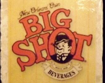 New Orleans Big Shot Beverages Coaster