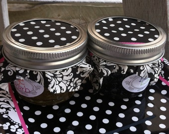 4 oz. Jars Of Jelly and Jam - Party Favors - Gift Idea