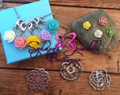 Spring Floral Floating Locket Accessory Package! LOCKET NOT INCLUDED