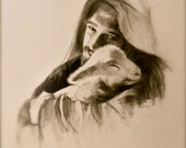 Jesus with the Sleeping Lamb