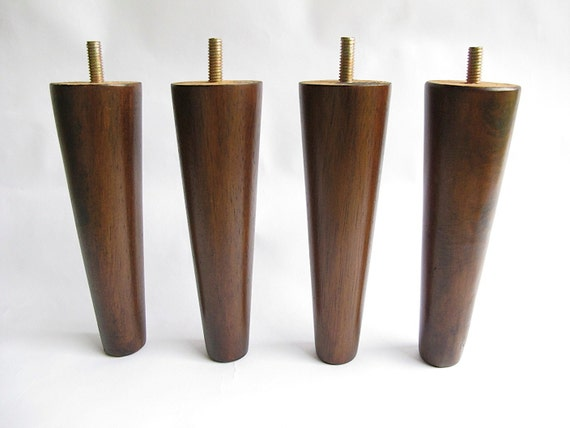 Tapered 6 Legs For Mid Century Contemporary By Shagmidcentury