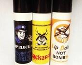 3 Pack Organic Lip Balm