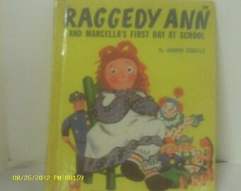 RAGGEDY ANN BOOK