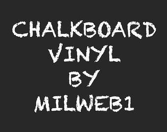 "24""x36"" Chalkboard Vinyl"