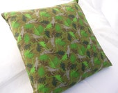 SALE Dinosaur Pillow Cover